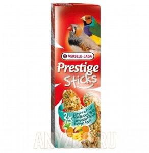 фото Versele-Laga Prestige палочка для тропических попугаев с экзотическими фруктами