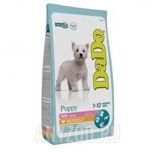 DaDo Puppy Mini Breed Chicken & Rice