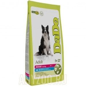 DaDo Adult Dog Medium Breed Fish & Rice