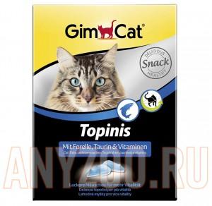 фото Gimpet Джимпет Витаминизированное лакомство Мышки с форелью и  таурином