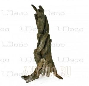 """Купить UDeco Iron Driftwood  Натуральная коряга """"Железная"""" для оформления аквариумов и террариумов"""