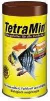 фото Tetra Min Основной корм для всех видов тропических рыб (хлопья)