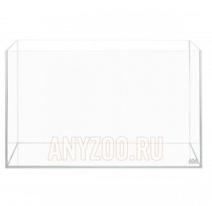 ADA Cube Garden 90-P  (90x45x45cm / 10mm) Аквариум, стекло 10 мм, 182 литра