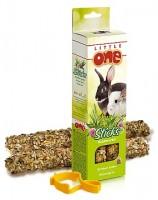 фото Little One Палочки для морских свинок, кроликов и шиншил с лугавыми травами
