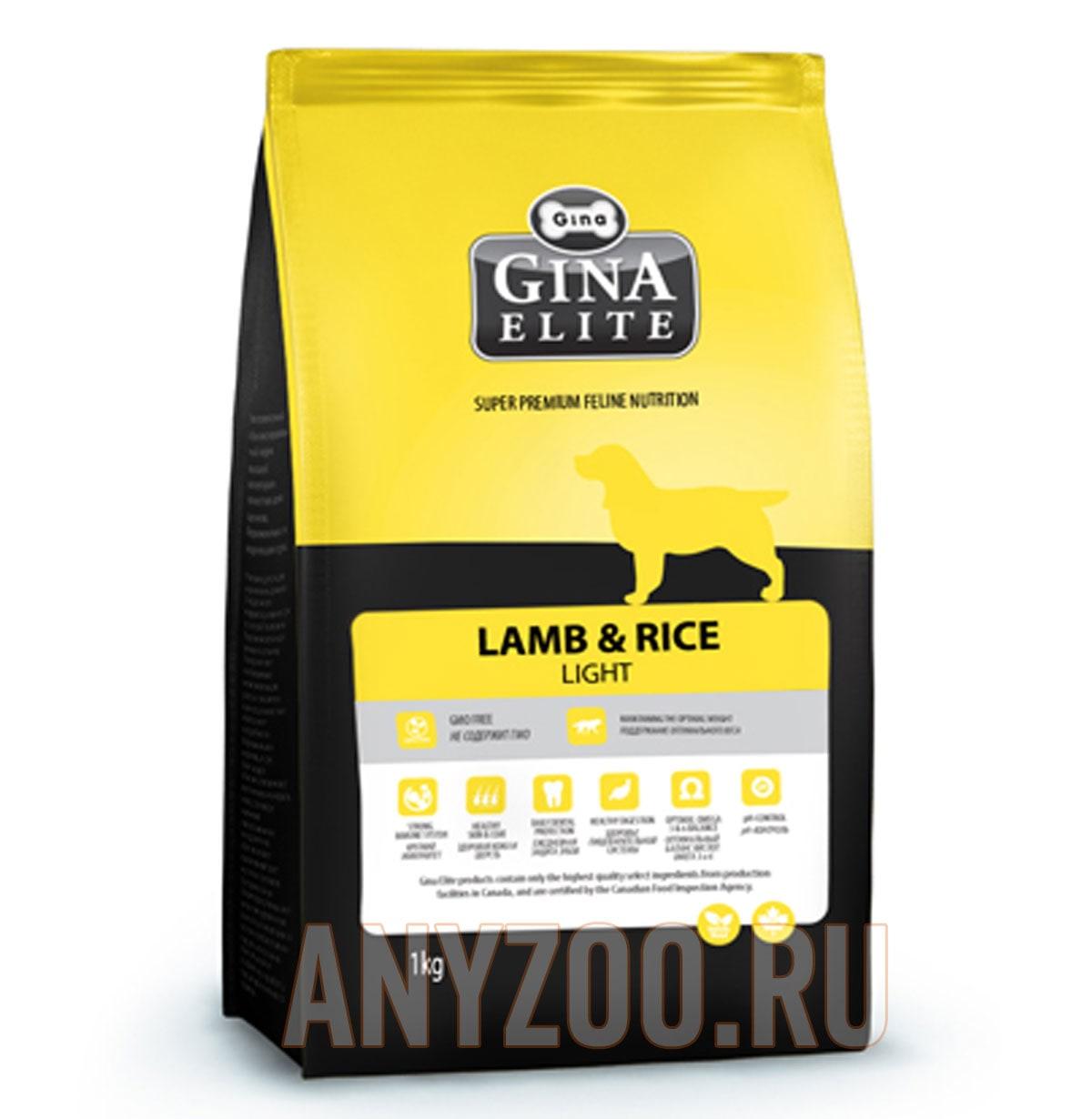 Корм Gina Elite Small and Medium Dog 1kg 160002.3