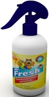Mr.Fresh 2в1 Ликвидатор запаха для клеток для птиц и грызунов (спрей)