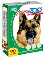 Доктор Зоо витамины для собак Здоровье и сила