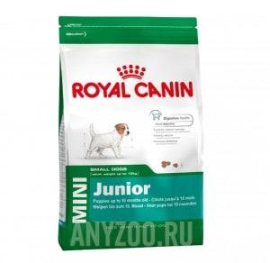 Купить Royal Canin Mini Junior APR 33 - Роял Канин Мини Юниор корм для щенков мелких пород