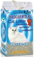 Пуси-Кет Наполнитель стандарт цеолитовый (синий)