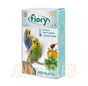 Купить Fiory Pappagallini Фиори корм для волнистых попугаев