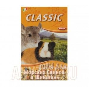 Fiory Classic Фиори корм для морских свинок и шиншилл