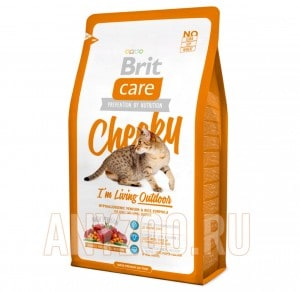 Brit Care Cat Cheeky Outdoor