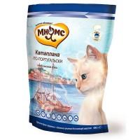 фото Мнямс Катаплана по-португальски Сбалансированный сухой корм с форелью для взрослых кошек