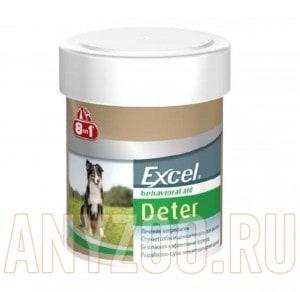Купить 8 in 1 Excel  Deter Эксель Детер средство от поеданий фекалий  для собак