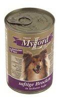 Мой Лорд Классик консервы для собак кролик и сердце