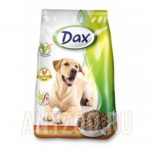 фото Dax Дакс сухой корм для взрослых собак всех пород с домашней птицей