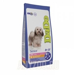 DaDo Senior Dog Mini Breed Chicken & Rice