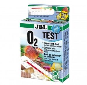фото JBL Sauerstoff Test-Set O2 Тест для определения содержания кислорода в пресной, морской воде и пруду