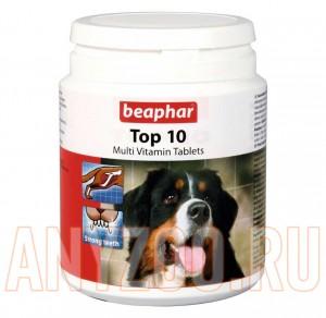 "фото Beaphar ""Top 10"" - Беафар витамины для собак"