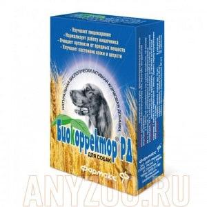 Фармакс Биокорректор для собак - биологически активная кормовая добавка