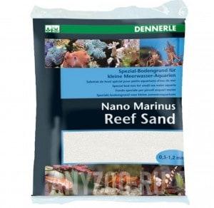 фото Dennerle Nano Marinus ReefSand Специальный донный грунт для небольших морских аквариумов, 2кг