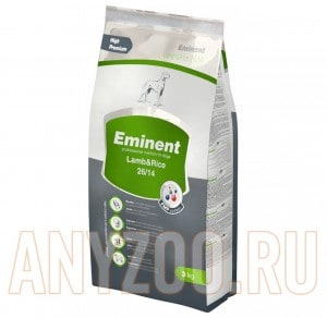 Eminent Lamb&rice 26/14