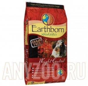 фото Earthborn Holistic Weight Control - Эрсборн холистик сухой корм для собак с лишним весом