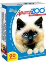фото Доктор ЗОО Витамины для кошек Здоровый иммунитет