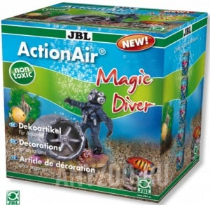 JBL ActionAir Magic Diver