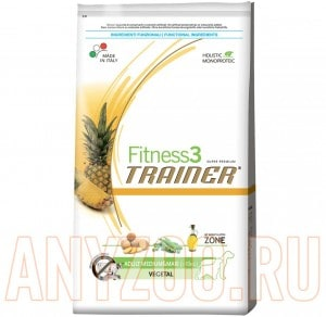 Trainer Fitness3 Adult Medium/Maxi Vegetal