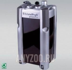 фото JBL CristalProfi e1901 greenline Экономичный внешний фильтр для аквариумов от 300 до 800л, 1900л/ч