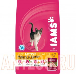 Iams Mature & Senior Chicken
