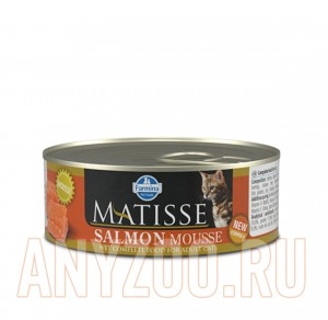 Matisse Cat Salmon mousse