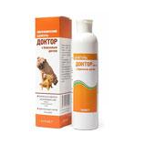 Доктор Шампунь для собак и кошек с проблемной кожей с березовым дегтем