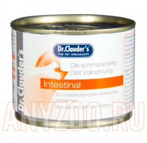 Dr.Clauders Intestinal diet