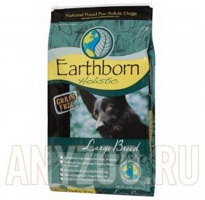 фото Earthborn Holistic Adult Large Breed - Эрсборн холистик корм для взрослых собак крупных пород