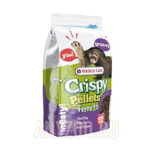 фото Versele-Laga Crispy Pellets Корм для хорьков