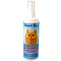 Верный друг Антиколтун Спрей для кошек против образования колтунов