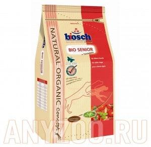 фото Bosch Bio Senior - Бош Био Сеньор корм для стареющих собак (с томатами)