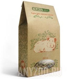 Чика Био беззерновой корм для морских свинок
