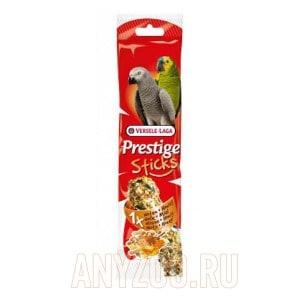 фото Versele-Laga Prestige палочка для крупных попугаев с орехами и медом