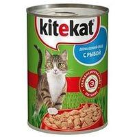 фото KiteKat - Китикет консервы для кошек (рыба)