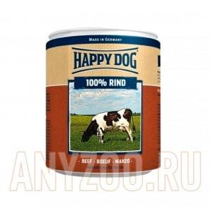 Купить Happy Dog 100% Мясо говядины для собак (Германия)
