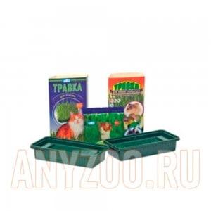 АВЗ Травка для проращивания для птиц и грызунов (лоток)