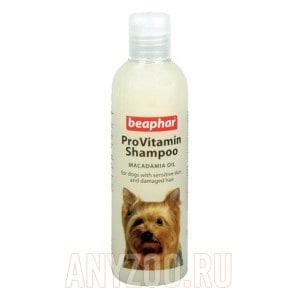 Beaphar Pro Vitamin Shampoo Macadamia Oil 18236/18279