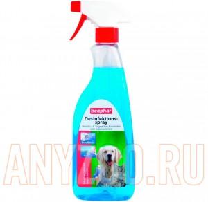 фото Beaphar Desinfections spray Биафар спрей для дезинфекции среды обитания домашних животных