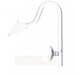 фото ADA Lily Pipe Outflow P-6/13 Стеклянная подающая трубка L 120 см, D 13 мм, D горловины 60мм