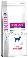 Купить Royal Canin Skin Care SK25 диета для собак мелких пород при дерматозах