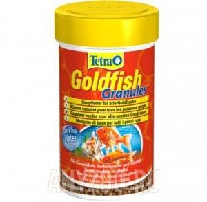 фото Tetra Goldfish Плавающие гранулы для золотых рыб