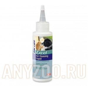Купить 8 In 1  Excel Ear Cleansing Liquid гигиенический лосьон для ушей для собак и кошек